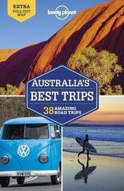 AUSTRALIA BEST TRIPS przewodnik LONELY PLANET 2019