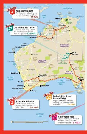 AUSTRALIA BEST TRIPS przewodnik LONELY PLANET 2019 (7)