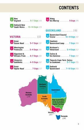 AUSTRALIA BEST TRIPS przewodnik LONELY PLANET 2019 (2)