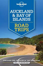 Auckland & Bay of Islands Road Trips przewodnik LONELY PLANET