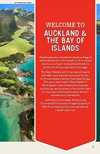Auckland & Bay of Islands Road Trips przewodnik LONELY PLANET (4)