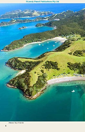 Auckland & Bay of Islands Road Trips przewodnik LONELY PLANET (3)