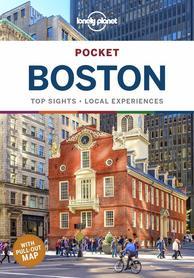 BOSTON przewodnik POCKET LONELY PLANET 2019