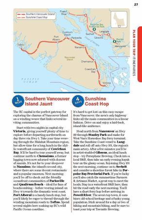 British Columbia & the Canadian Rockies przewodnik LONELY PLANET 2020 (5)