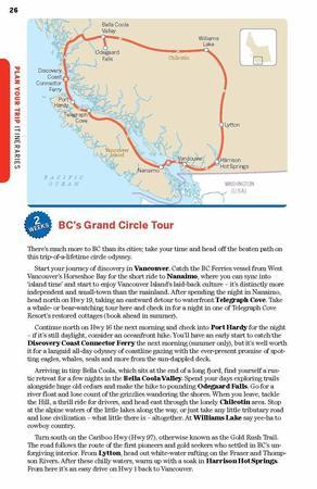 British Columbia & the Canadian Rockies przewodnik LONELY PLANET 2020 (7)