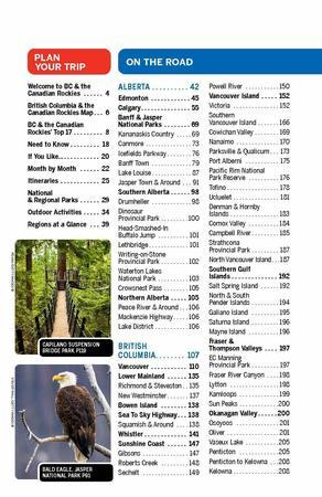 British Columbia & the Canadian Rockies przewodnik LONELY PLANET 2020 (3)