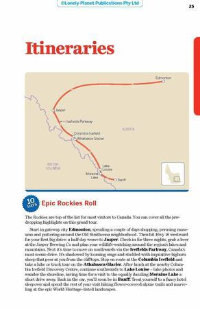 British Columbia & the Canadian Rockies przewodnik LONELY PLANET 2020 (8)