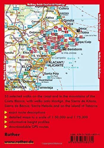 COSTA BLANCA przewodnik turystyczny ROTHER 2019 (2)