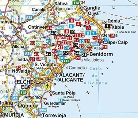 COSTA BLANCA przewodnik turystyczny ROTHER 2019 (3)