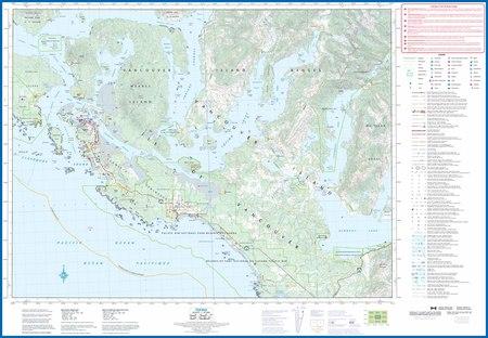 TOFINO VANCOUVER ISLAND SOUTH mapa  ITMB 2021 (2)