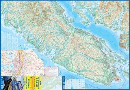 TOFINO VANCOUVER ISLAND SOUTH mapa  ITMB 2021 (3)