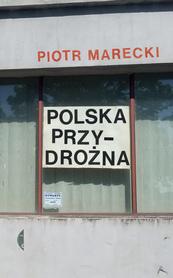 POLSKA PRZYDROŻNA Piotr Marecki CZARNE 2020