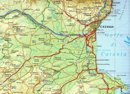 SYCYLIA mapa samochodowa GLOBALMAP (3)