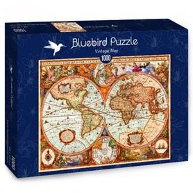 Puzzle 1000 Antyczna mapa Aimee Stewart