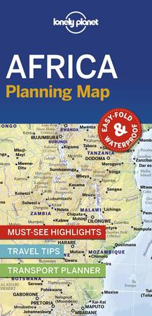 AFRYKA mapa do planowania LONELY PLANET 2019 (1)