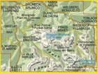 031 DOLOMITI DI BRAIES - PRAGSER DOLOMITEN - MAREBBE - ENNEBERG turystyczna 1:25 000 TABACCO (2)
