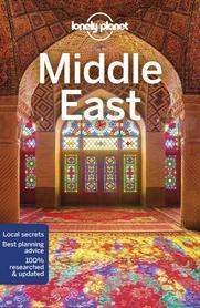 ŚRODKOWY WSCHÓD Middle East 9 przewodnik LONELY PLANET 2018