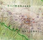 KILIMANDŻARO mapa turystyczna 1:100 000 HARMS VERLAG 2020 (3)