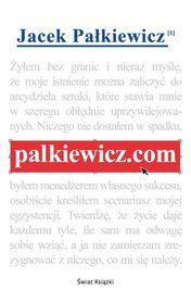 palkiewicz.com Jacek Pałkiewicz ŚWIAT KSIĄZKI 2020