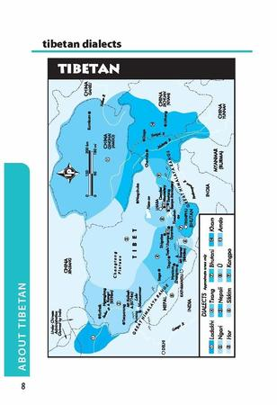 TIBETAN Lonely Planet Phrasebook & Dictionary 2020 (5)