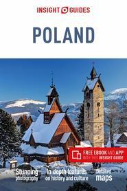 POLSKA POLAND przewodnik ilustrowany INSIGHT 2019