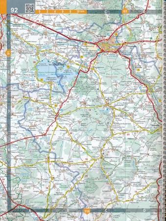 FRANCJA atlas samochodowo turystyczny 1:200 000 MICHELIN 2021 (2)