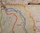 ZIEMIA KŁODZKA wodoodporna mapa tras rowerowych - Singletrack Glacensis STUDIO PLAN 2020 (2)