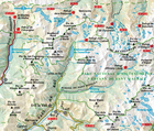 VALL DE BOÍ mapa turystyczna 1:25 000 ALPINA 2020 (2)