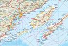 CHORWACJA mapa 1:300 000 / 1:700 000 REISE KNOW HOW 2020 (2)
