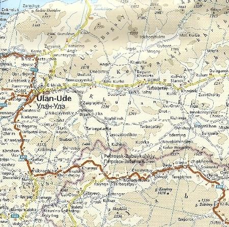 ROSJA OD BAJKAŁU PO WŁADYWOSTOK mapa 1:2 000 000 REISE KNOW HOW 2020 (4)