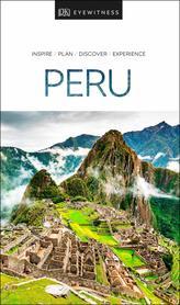 PERU przewodnik turystyczny DK 2019