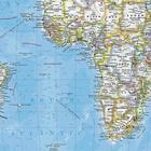 ŚWIAT mapa ścienna fototapeta 279 x 193 cm NATIONAL GEOGRAPHIC (4)