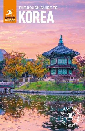 KOREA 4 przewodnik ROUGH GUIDE 2018 (1)
