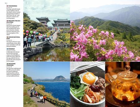 KOREA 4 przewodnik ROUGH GUIDE 2018 (4)