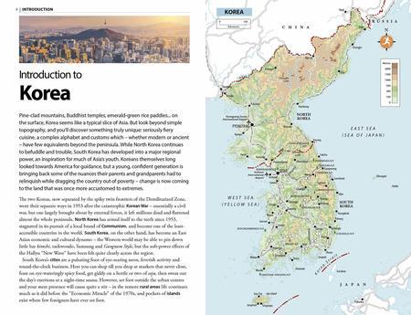 KOREA 4 przewodnik ROUGH GUIDE 2018 (3)