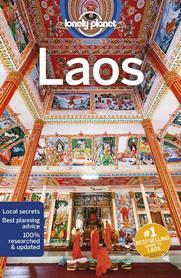 LAOS 10 przewodnik LONELY PLANET 2020