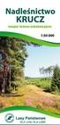 NADLEŚNICTWO KRUCZ mapa leśno-edukacyjna 1:50 000 TOPMAPA 2020 (1)
