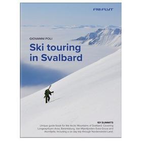 Ski Touring in Svalbard 101 summits on Svalbard Flyt 2020