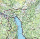 KENIA TANZANIA UGANDA mapa 1:2 000 000 FREYTAG & BERNDT (2)