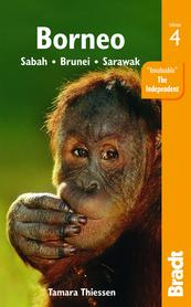 BORNEO SABAH BRUNEI SARAWAK przewodnik BRADT 2020