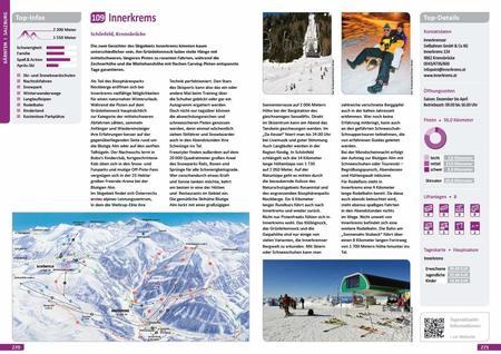 SKI ATLAS 200 najlepszych terenów narciarskich w Alpach FREYTAG&BERNDT (2)