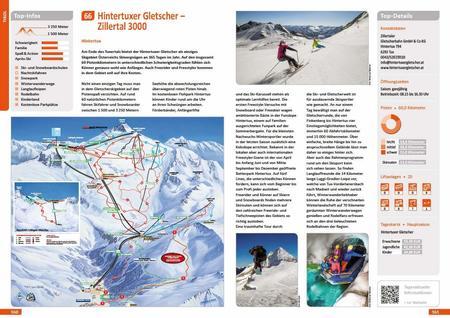 SKI ATLAS 200 najlepszych terenów narciarskich w Alpach FREYTAG&BERNDT (3)