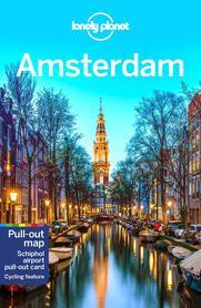 AMSTERDAM 12 przewodnik LONELY PLANET 2020