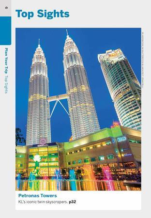 Kuala Lumpur & Melaka przewodnik z mapą POCKET LONELY PLANET 2020 (5)