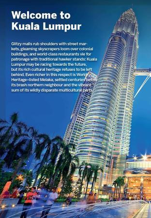 Kuala Lumpur & Melaka przewodnik z mapą POCKET LONELY PLANET 2020 (4)