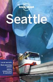 SEATTLE 8 przewodnik LONELY PLANET 2020