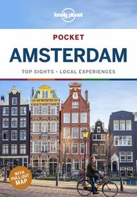 AMSTERDAM 6 przewodnik POCKET LONELY PLANET 2020