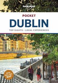 DUBLIN 5 przewodnik POCKET LONELY PLANET 2020