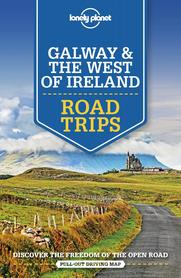 Galway & the West of Ireland Road Trips przewodnik LONELY PLANET 2020
