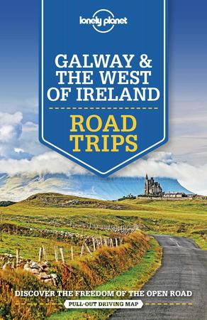 Galway & the West of Ireland Road Trips przewodnik LONELY PLANET 2020 (1)